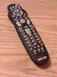 Verizon FiOS Philips RC 144 Remote